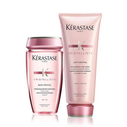 Cristalliste Hair Care Collection