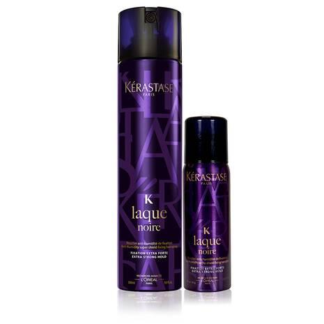 Laque Noire Hair Spray Duo Set