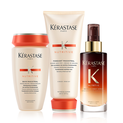 Nutritive Severely Dry Hair Care Set