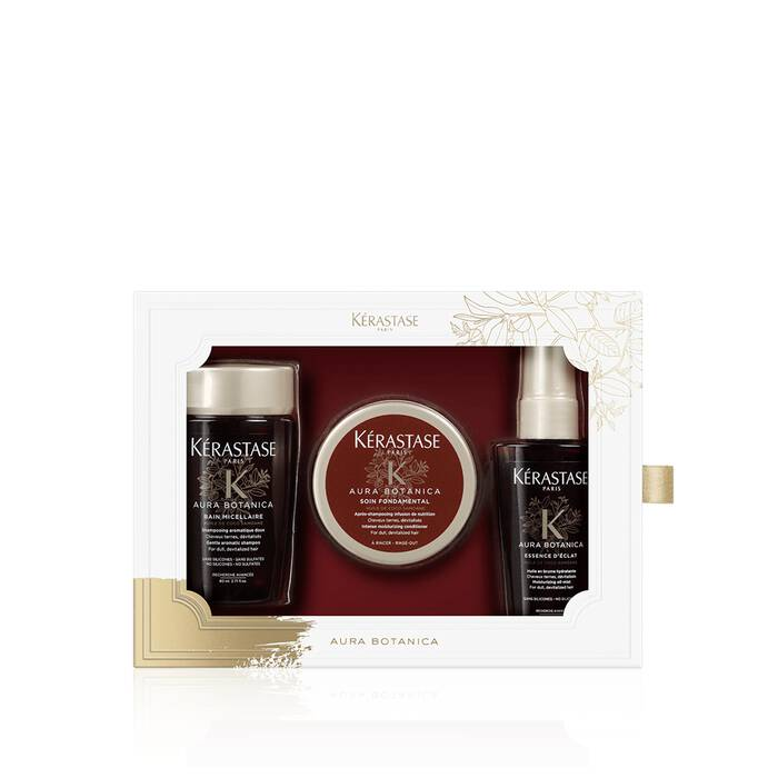 Aura Botanica Travel Kit