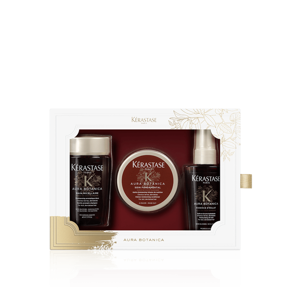 Aura Botanica Travel Set