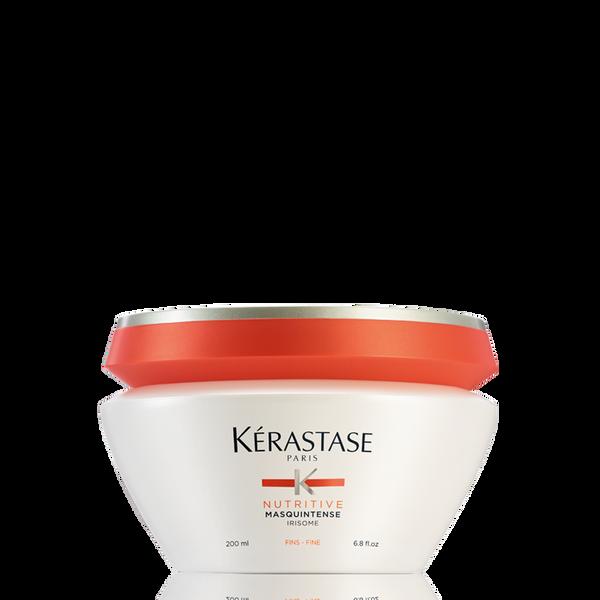 Nutritive masquintense fine hair mask for dry hair k rastase - Kerastase salon treatment ...