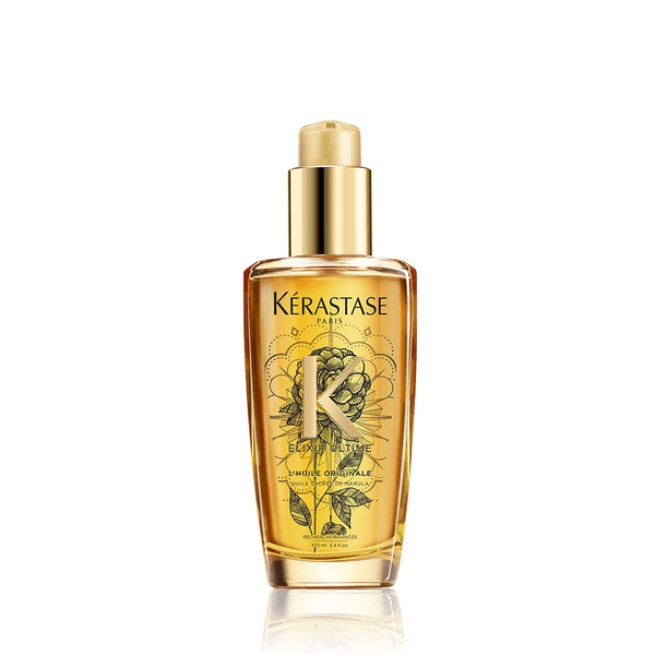 Elixir Ultime Nourishing Hair Oil Tattoo Edition Kerastase