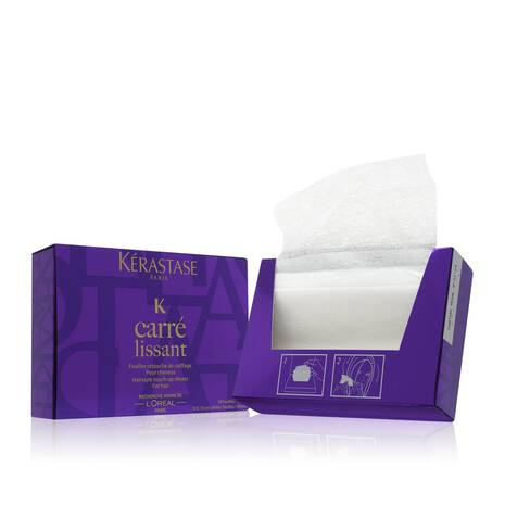 Carre Lissant Anti-Frizz Sheets