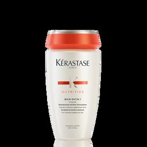 Nutritive bain satin 1 shampoo for dry hair k 233 rastase