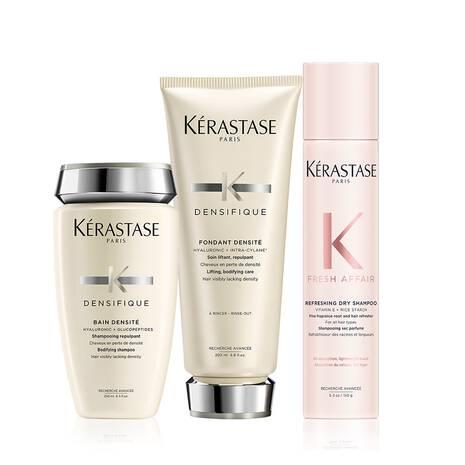 Densifique Fresh Affair Dry Shampoo Thinning Hair Set