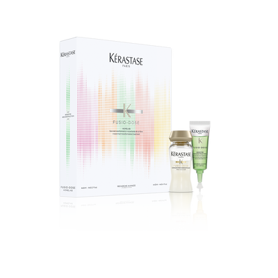 Fusio-Dose Homelab for Hair Strength