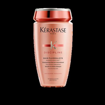 Discipline bain fluidealiste sulfate free shampoo k rastase for Kerastase reflection bain miroir 1 shine revealing shampoo
