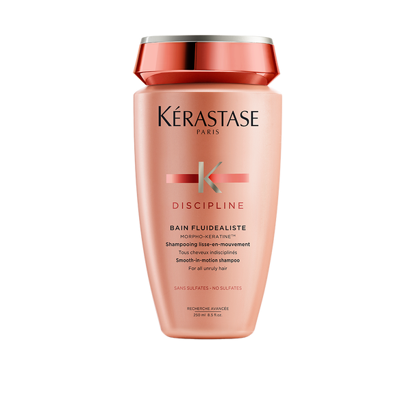 Discipline Bain Fluidealiste Sulfate Free Shampoo K 233 Rastase