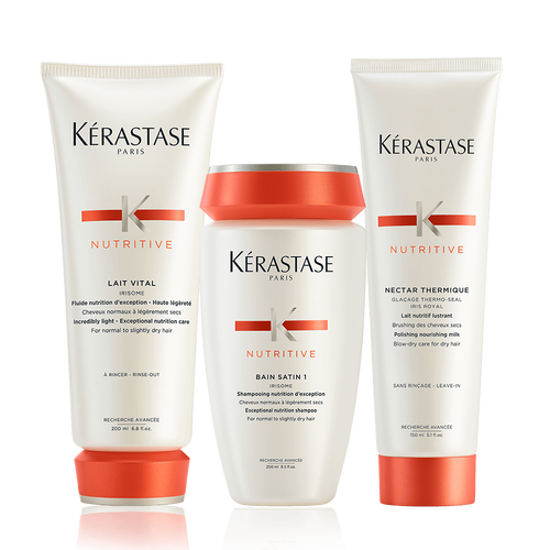 Nutritive Dry Hair Set