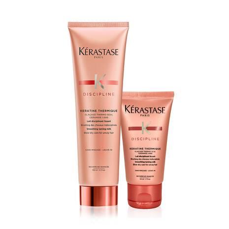 Keratine Thermique Blow Dry Primer Duo Set