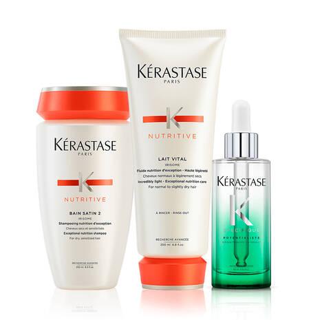 Dry Hair & Scalp Hair Care Set