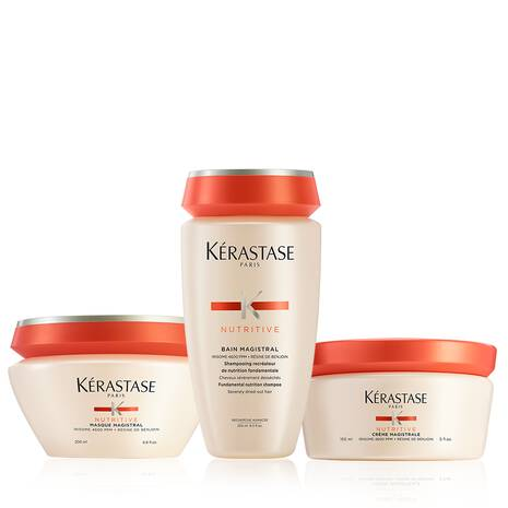 Nutritive Severely Dry Hair Moisturizing Hair Care Set