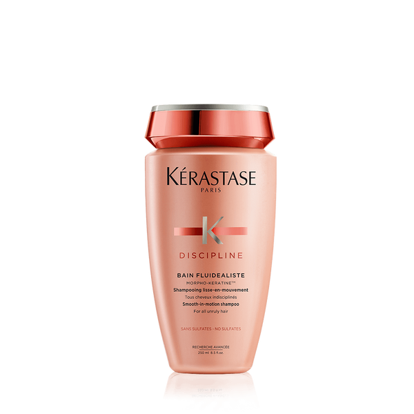 Discipline bain fluidealiste anti frizz shampoo k rastase for Kerastase bain miroir shine revealing shampoo