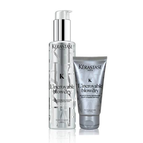 L'Incroyable Blowdry Hair Lotion Duo Set