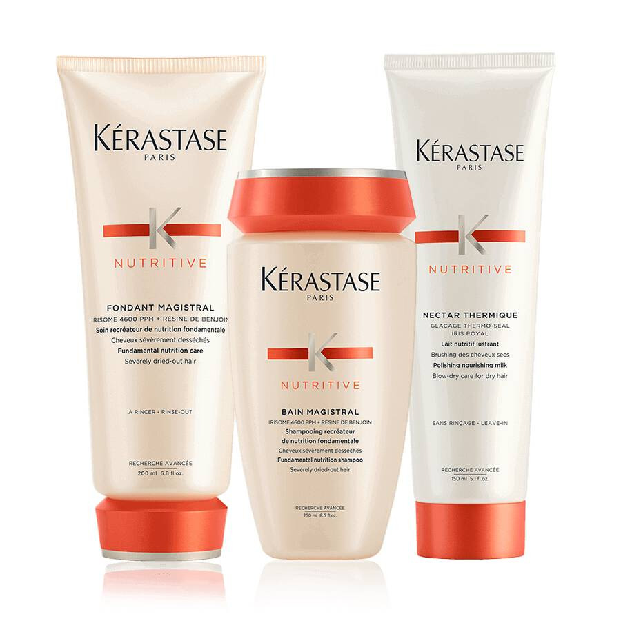 Nutritive Severely Dry Hair Set