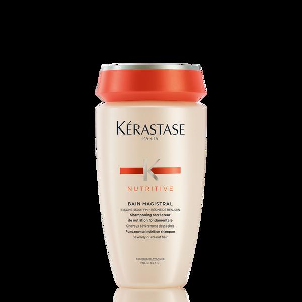 Bain magistral shampoo for dry hair k rastase for Kerastase reflection bain miroir 1 shine revealing shampoo