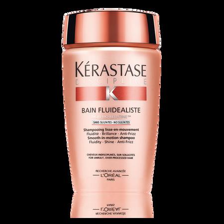 Discipline bain fluidealiste anti frizz shampoo k rastase for Kerastase reflection bain miroir 1 shine revealing shampoo