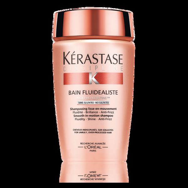 Discipline bain fluidealiste anti frizz shampoo k rastase for Kerastase bain miroir 1 shampoo
