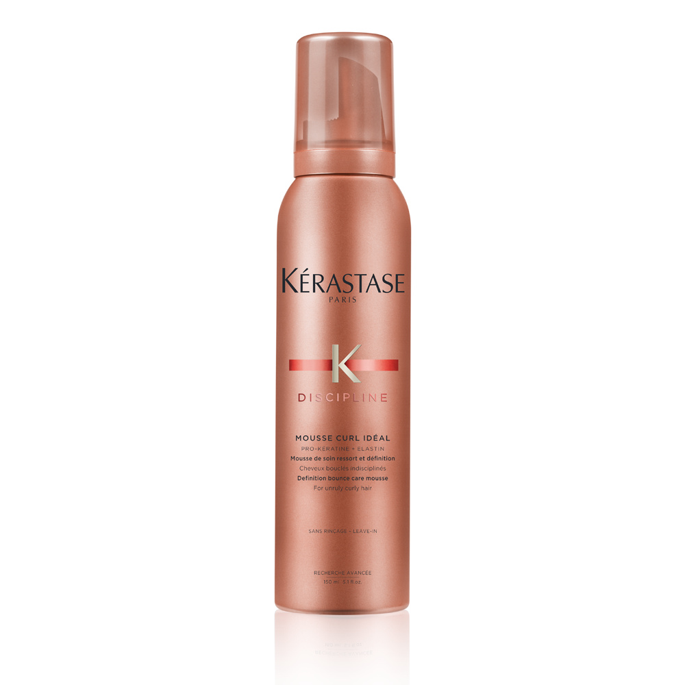 3700 usd female kerastase mousse curl ideal for curly hair 51 fl oz 150 ml