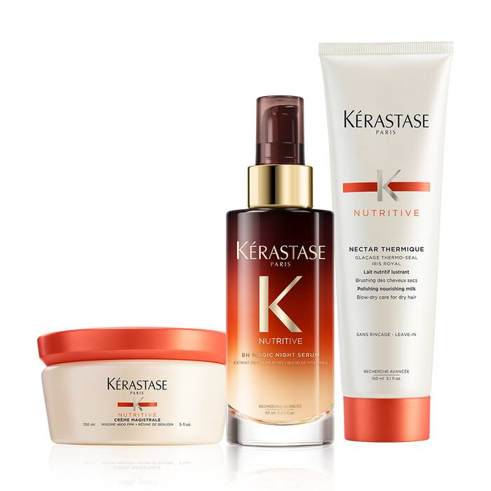 Nutritive Leave In Hair Care Set