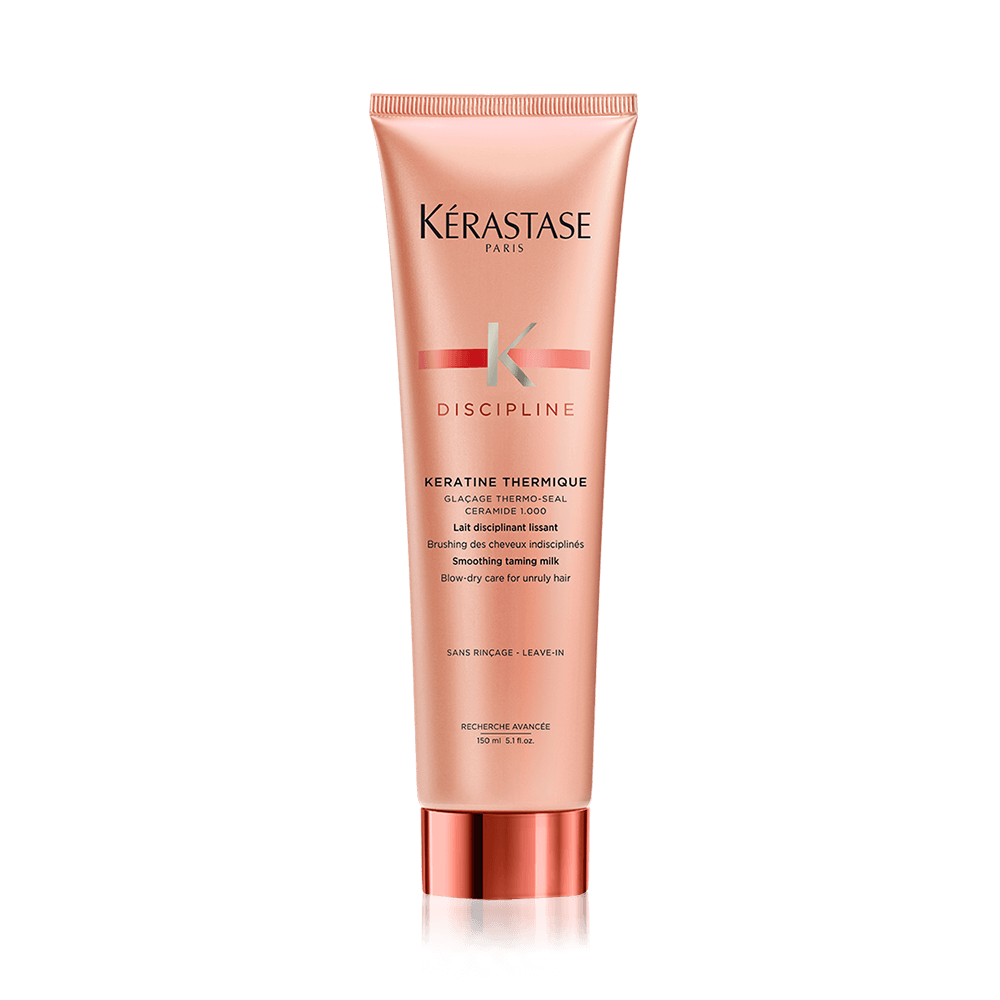 3700 usd female kerastase discipline keratine thermique leave in heat protectant for frizzy hair 51 fl oz 150 ml