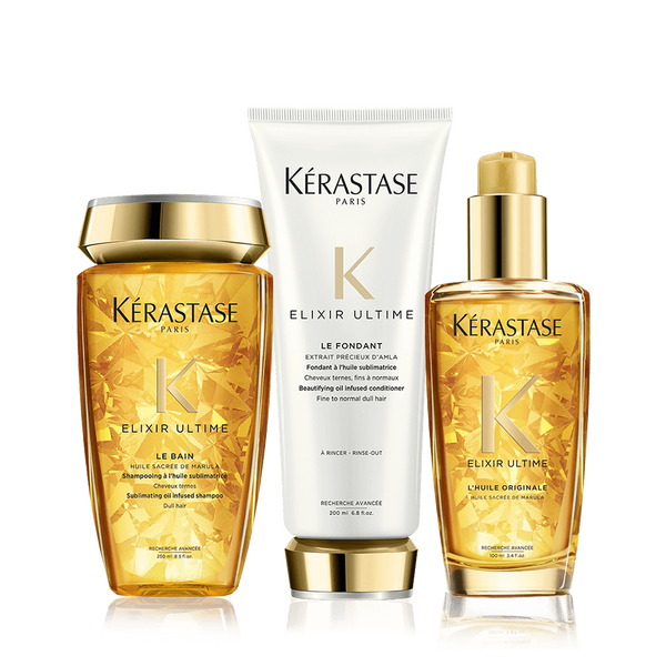 Elixir Ultime Beautifying Oil Hair Care | Kérastase