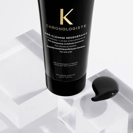 Pre-Cleanse Regenerant Hair Scrub