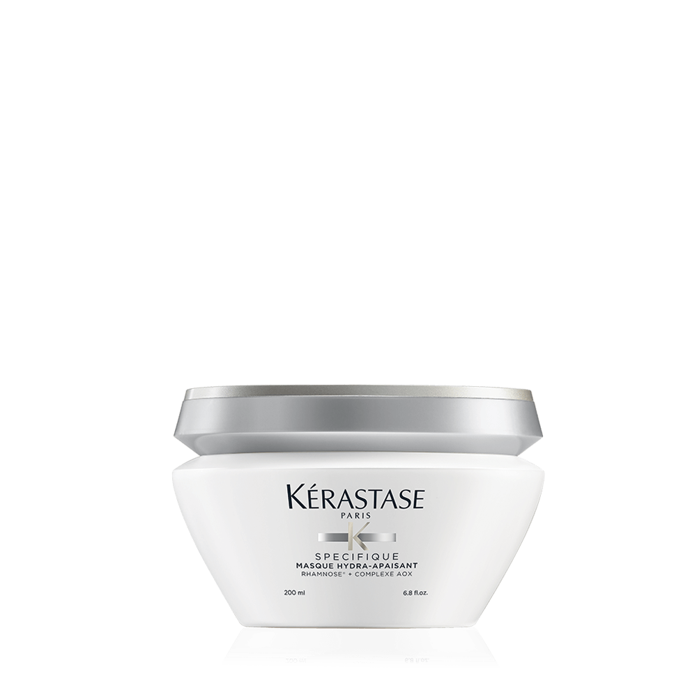 5900 usd female kerastase specifique masque hydra apaisant renewing gel cream mask for all hair types 68 fl oz 200 ml
