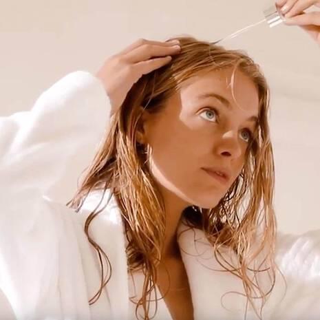 Serum Fortifiant Hair Serum