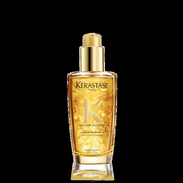 elixir ultime l 39 huile original nourishing hair oil k rastase. Black Bedroom Furniture Sets. Home Design Ideas