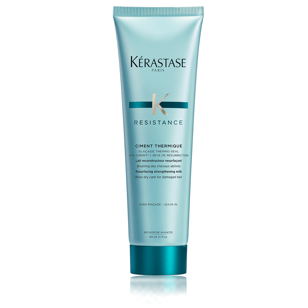 3700 usd female kerastase resistance ciment thermique leave in heat protectant for damaged hair 51 fl oz 150 ml