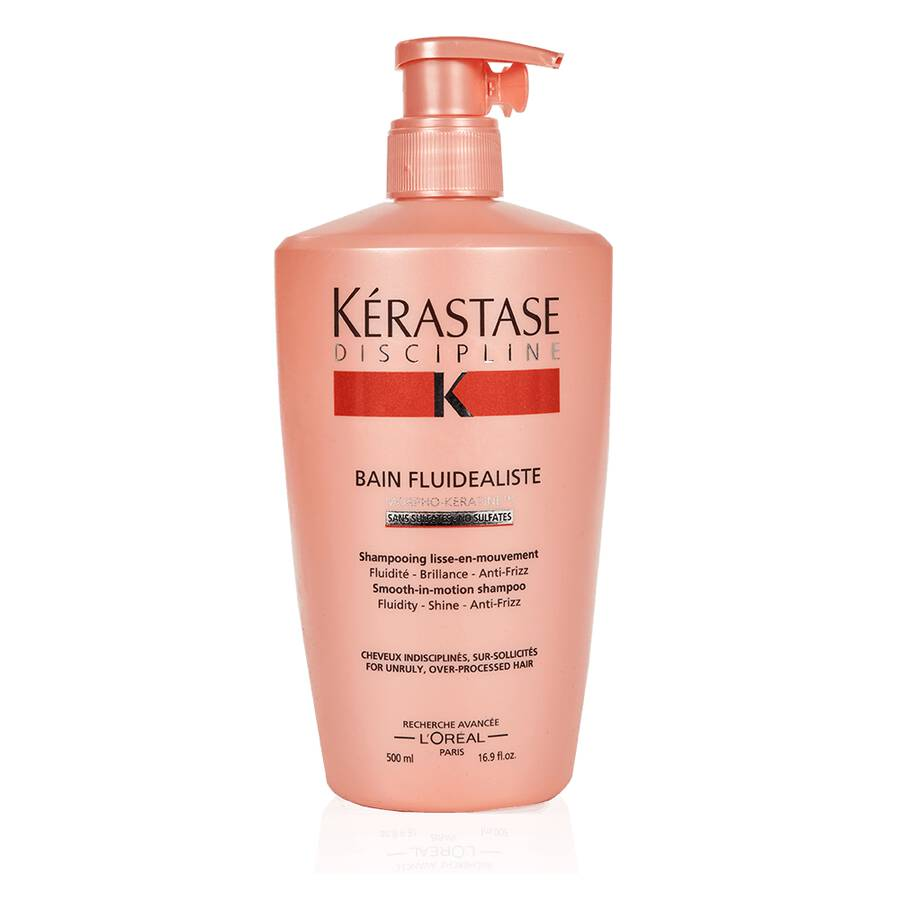 Bain Fluidealiste Sulfate Free Deluxe Shampoo