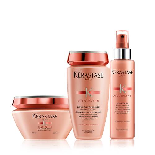 Kerastase Discipline Anti Frizz Deep Treatment Hair Care Set Modesens