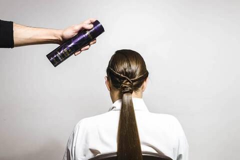 Ponytail Wrap Hairstyle Tutorial