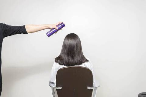 Sleek Bob Hairstyle Tutorial