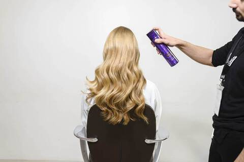 Hollywood Glam Waves Hairstyle Tutorial