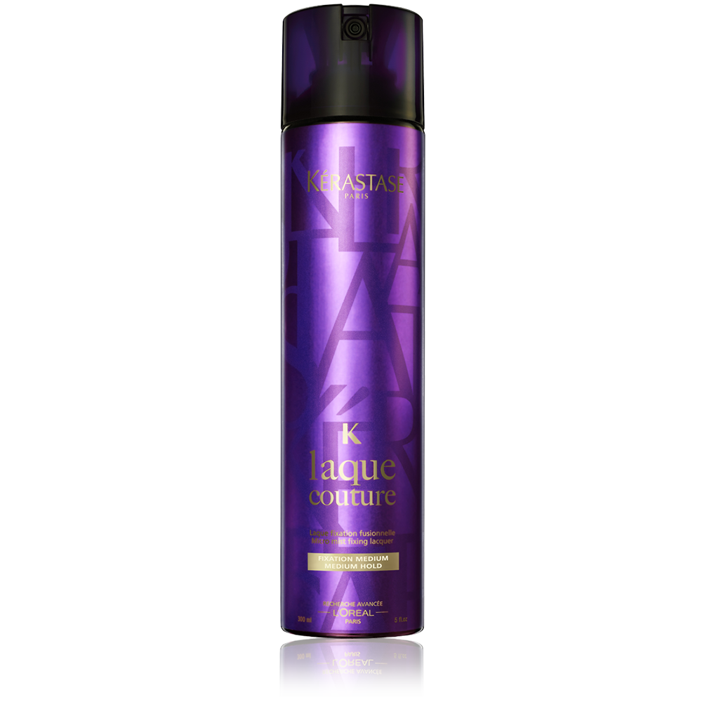 2800 usd female kerastase laque couture strong hold hairspray for all hair styles 10 fl oz 300 ml