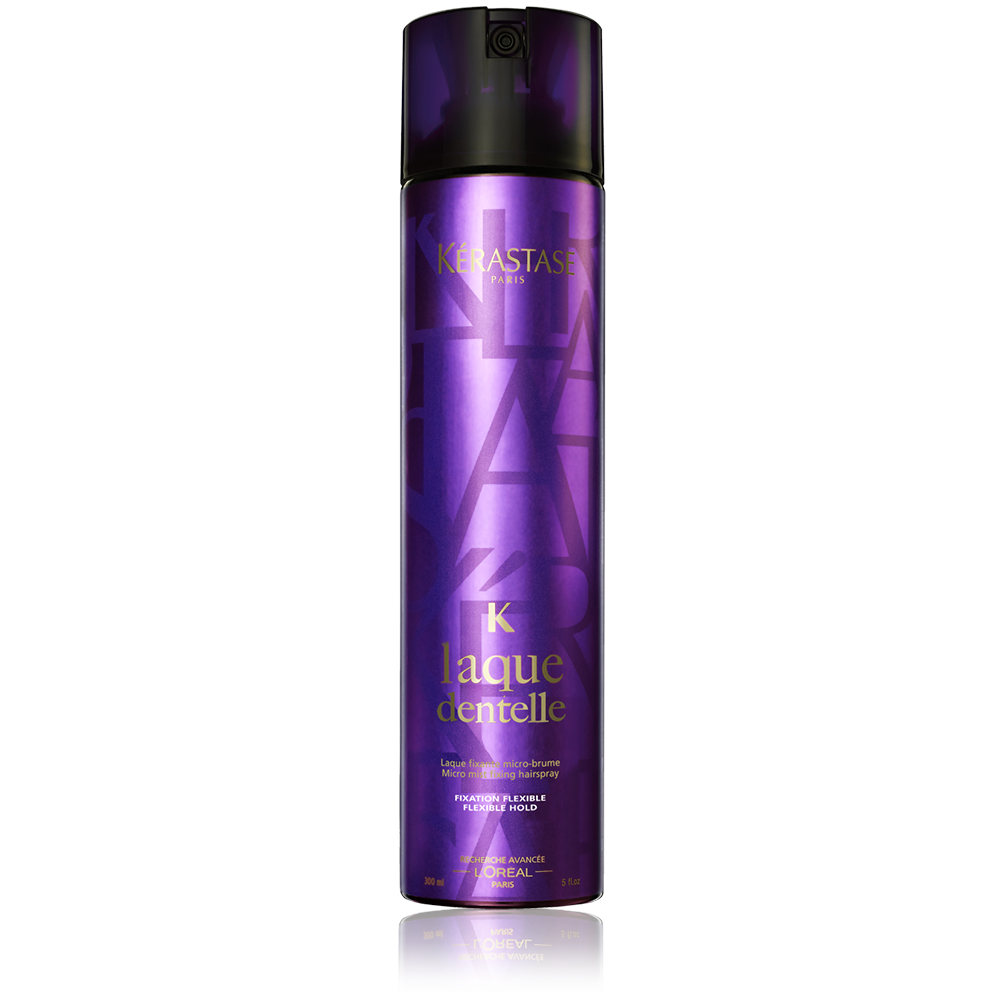 2800 usd female kerastase laque dentelle flexible hold hairspray for all hair styles 10 fl oz 300 ml