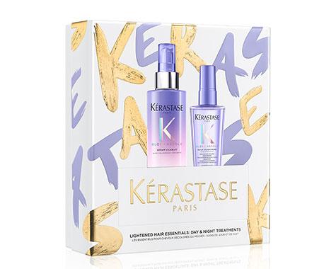 Kerastase Blond Absolue Luxury Gift Set For Blonde Hair