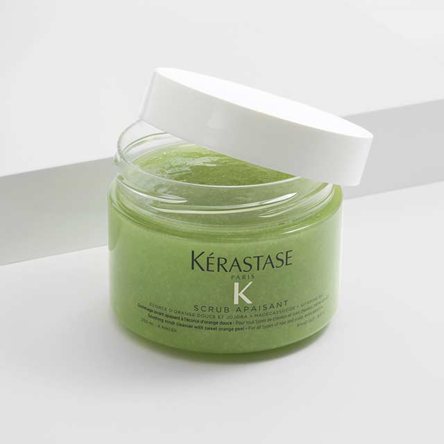The Ultimate In-Salon Hair & Scalp Exfoliation