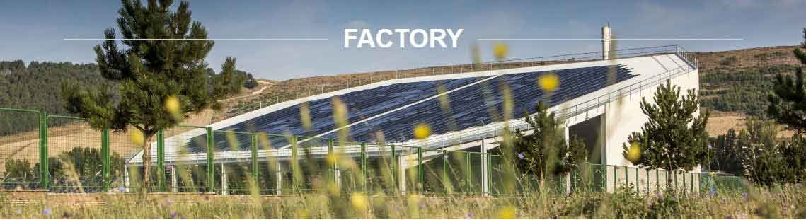 Our factories make exceptional products