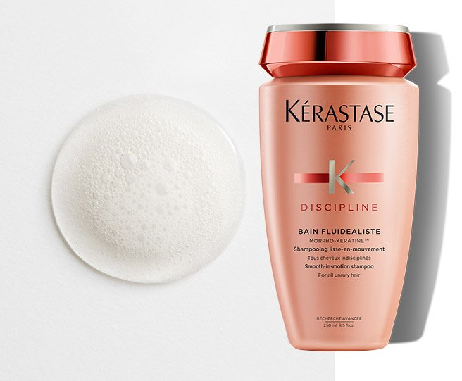 Luxury Hair Care - Cleansing Shampoos