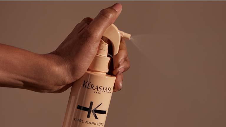 Kérastase Curl Manifesto Refresh Absolu: A Hero Product For Reviving Curly Hair