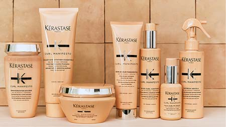 Kérastase is Embracing Curly Hair In Salons & at Home