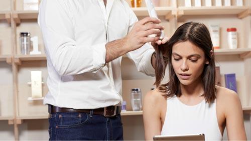 Q&A With Kérastase Hairdresser Jordan Najera