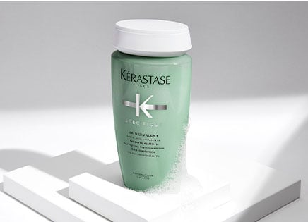 Spécifique Divalent Dual action balancing care for oily roots and dry ends