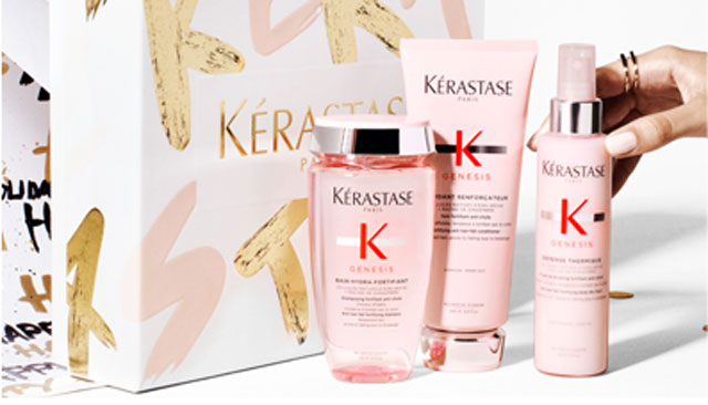 Meet Our Limited Edition Kérastase Holiday Gift Sets
