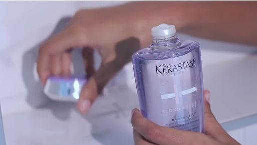 Kerastase Hair Care for Blonde Highlights