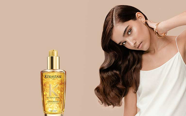 Discipline Hair Care Collection for Frizzy Hair